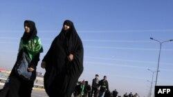 Gratë në Irak...