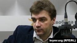 Олександр Попков, адвокат кримського політв'язня Геннадія Афанасьєва