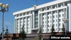 Башкортстан хөкүмәте бинасы
