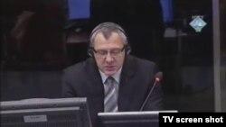 Tomas Blaščik u sudnici 26.siječnja 2012.