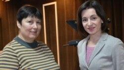 """Maia Sandu: """"Oamenii sunt preocupaţi de standardele lor de viaţă, nu de sistemul electoral..."""""""