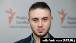 Украинский волонтер, певец, лидер группы«Антитела» Тарас Тополя
