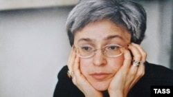 Anna Politkovskaya was murdered in 2006.