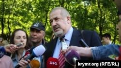 Рефат Чубаров 2015 елның маенда