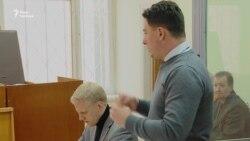 Блогер Філімоненко проти борця з корупцією Шабуніна: суд розпочався (відео)