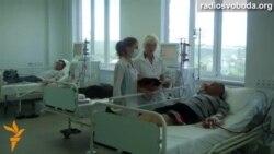 Дніпропетровськ прийняв на лікування важкохворих людей із зони АТО
