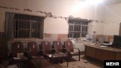 Consecințe ale cutremurului de lângă Sisakht, Iran