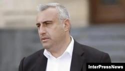 Адвокат компании «Зег» Мамука Чабашвили
