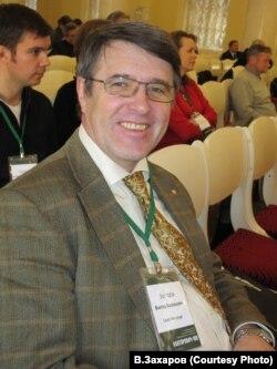 Виктор Захаров, руководитель Центра интеллектуальной логистики СПбГУ