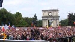 14.09.2015 Протести во Молдавија, криза на валутата во Казахстан