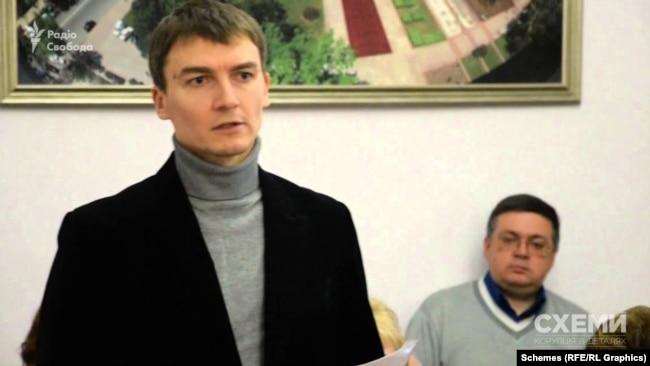 В.о. генерального директора «Харківобленерго» Костянтин Логвиненко