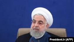 Архива - Иранскиот претседател Хасан Рохани.