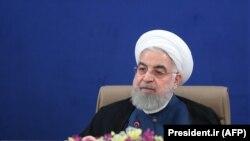Președintele Iranului, Hassan Rohani, 24 iunie, 2020