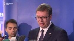 Vučić i Tači: Sporazum jedino rešenje
