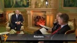 Лукашэнка: Я ганаруся, што я дыктатар