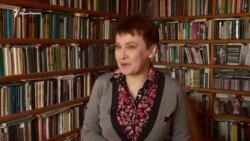 Оксана Забужко: Крим повернеться тому, кому належить ‒ Україні (відео)