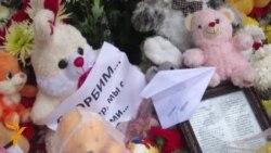 OZOD-VIDEO: Ўзбекистонликлар Россия халқига таъзия билдирмоқда