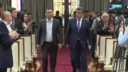 """Президента Кыргызстана обвиняют в получении $10 млн от экс-президента """"за гарантии безопасности"""""""