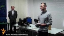 Центр Довженка показав перші знімальні апарати