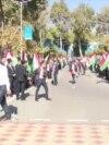 Душанбе торжественно встретил Сомона Махмадбекова