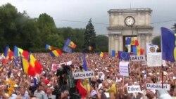 07.09.2015 Протести во Кишињев, Кабул и Казан