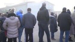 Moldovans From Transdniester Vote In Presidential Runoff