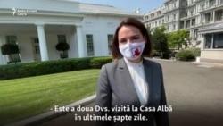 """Lidera opoziției belaruse: Biden """"nu este indiferent"""" față de Belarus"""