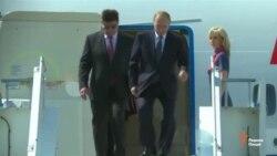 Путин барои мулоқот бо Трамп ба Ҳелсинки рафт