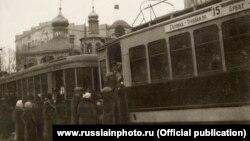 Москва, 1932 год