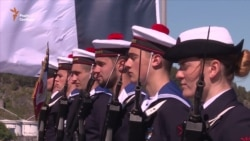 Військові НАТО тренуються перехоплювати підводні човни (відео)
