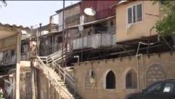 """""""Qara şəhər""""in köçürülən sakinləri narazıdır"""