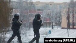 Сьогодні в Білорусі проходять недільні марші протестів проти фальсифікацій президентських виборів та насильства силовиків