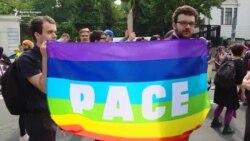 Paradă gay la Kiev în condiții sporite de securitate