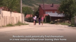 Talk Of Border Changes Raises Anxiety In Kosovo, Serbia