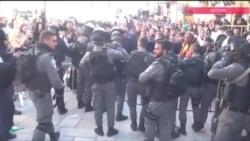 Fələstinlilərlə İsrail ordusu arasında toqquşmalar davam edir