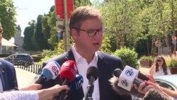 Vučić i Thaci: Najteži sastanak do sada