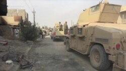 Iraqi Forces Clear Islamic State Militants Near Mosul