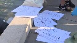 Përfundon protesta kundër përgjimeve