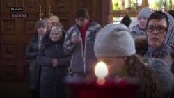 توصیۀ کلیسای روسیه: صلیب و تمثالهای مقدس را نبوسید