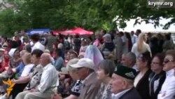 Как татары праздновали «Сабантуй»