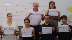 В Україні налічується понад 70 політичних в'язнів
