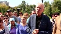 Олег Шеин Дәрвишләр бистәсе сайлаучыларын активрак булырга өндәде