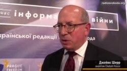 Росія слабша, ніж здається – Джеймс Шерр