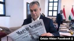 Viktor Orban, citind din cotidianul Magyar Nemzet, o publicație pro-Fidesz, care a fost închisă în 2018 în urma conflictului dintre Lajos Simicska, deținătorul acesteia, și prim-ministrul ungar.
