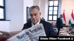 Унгарскиот премиер Виктор Орбан