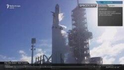 SpaceX lanson raketën më të fuqishme në botë