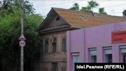 Старый дом в Астрахани