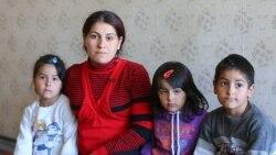 Արցախից երեխաների հետ Մարալիկ եկած Լիլիթ Ասլանյանը վստահ է՝ շուտով կվերադառնան տուն