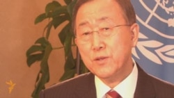 Ban Ki-moon On UN Security Council Expansion