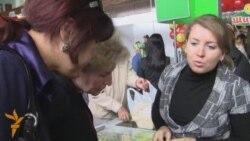 Агропромышленная выставка в Бишкеке